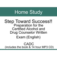Home Study - Deluxe Preparation Guide for the Written Exam for CADC [DS07HSCD]